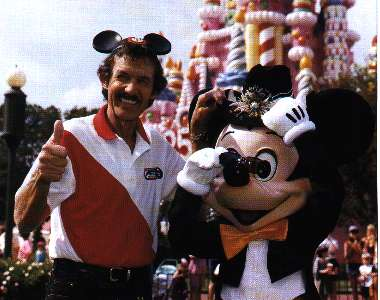 Richard and Mickey